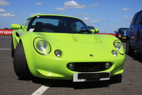the Lotus Elise 111S