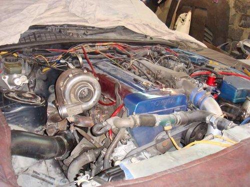 NiTRO Toyota Soarer, N Lab Edition