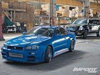 Kaizo GT-R и Cadillac Escalade