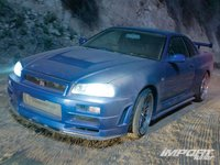 Kaizo GT-R в пыли