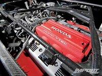 Двигатель Acura NSX-T