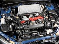 Двигатель Subaru Impreza WRX STI