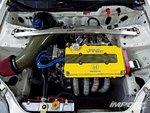 Двигатель Civic Type R X