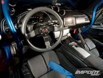 Интерьер Honda S2000