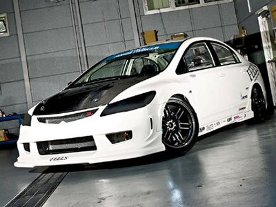 Honda FD2 Civic Type R от Feel