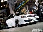 Subaru Impreza WRX STi GRB-A