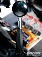 Рычаг управления коробкой передач