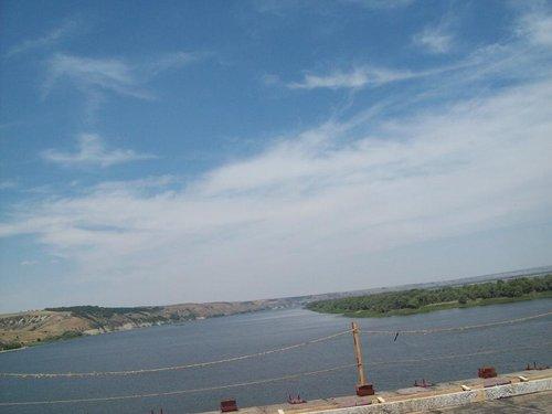 Мост через реку Дон