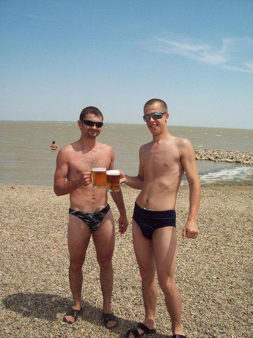 Местное пиво «Дон»