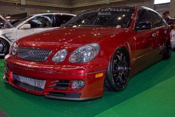 Toyota Aristo от  мастерской Garage Excellent