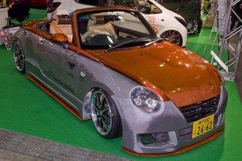 Daihatsu Copen от  мастерской M\