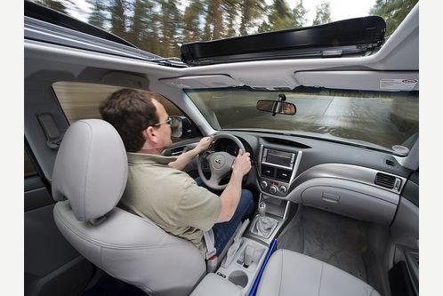Супертест Subaru Forester 2.0X