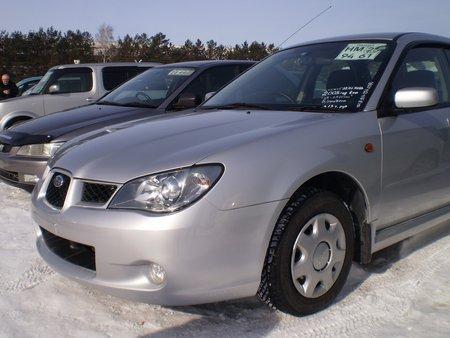 Subaru Impreza Wagon (����������, ���������)