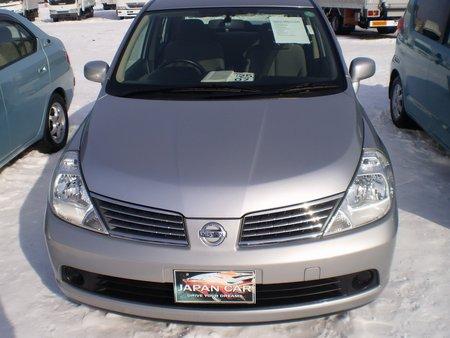 Nissan Tiida (�����������, �����)
