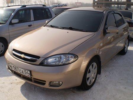 Chevrolet Lacetti (�����������, �����)