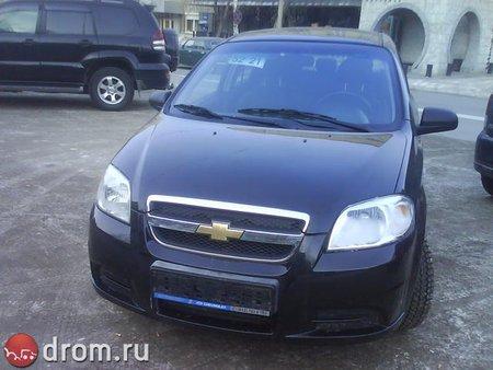 Chevrolet Aveo (���������� �� Drom.ru)