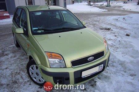 Ford Fusion (���������� �� Drom.ru)