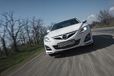 Обзор обновленной Mazda6 от Drom.ru