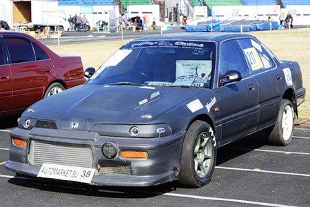 Honda Integra  (Пермяков Антон, Красноярск)