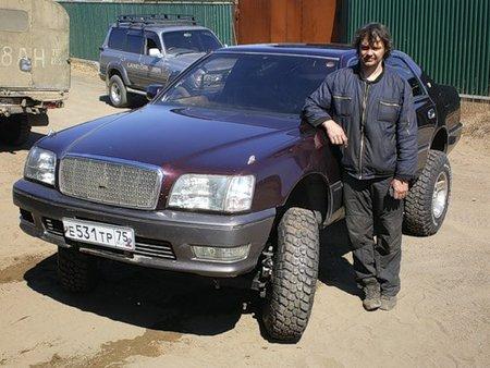 Раллийный  прототип класса Superproduction (Рогов Сергей, Чита)
