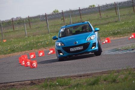 Чему учат в Mazda Sport Academy?