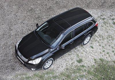Subaru Outback на тест-драйве Drom.ru