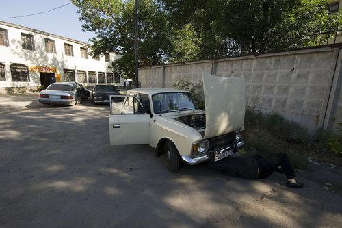 Лето—2 1 : из Минска на Байкал и обратно на «Москвиче-412