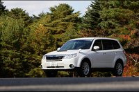 Forester tS — ��� ��� ������ ������ ����� ��������� Legacy 2.5GT tS, �������� ��� ����� ������� �� STI. ������ ����������� �� 31 ����� 2011 ����.