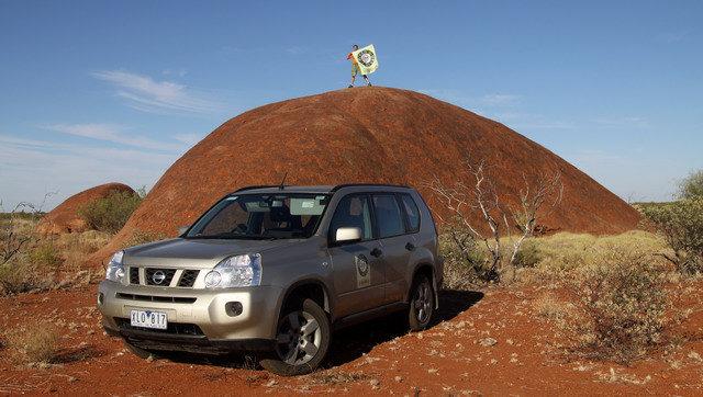 ������ �������������� � Nissan X-Trail - ���������