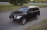 Тест-драйв нового Nissan Patrol. Всепролазный автобус