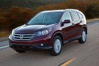 Обзор Honda CR-V нового поколения