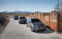 Новый Lexus GS 350 F Sport и Infiniti M37S против Audi A6 3.0T и BMW 535i