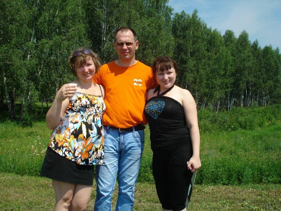 Семейное фото моей жены 3 фотография