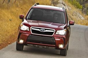 Subaru Forester 2013 - ЯХаТлЩ ЮСЧЮа