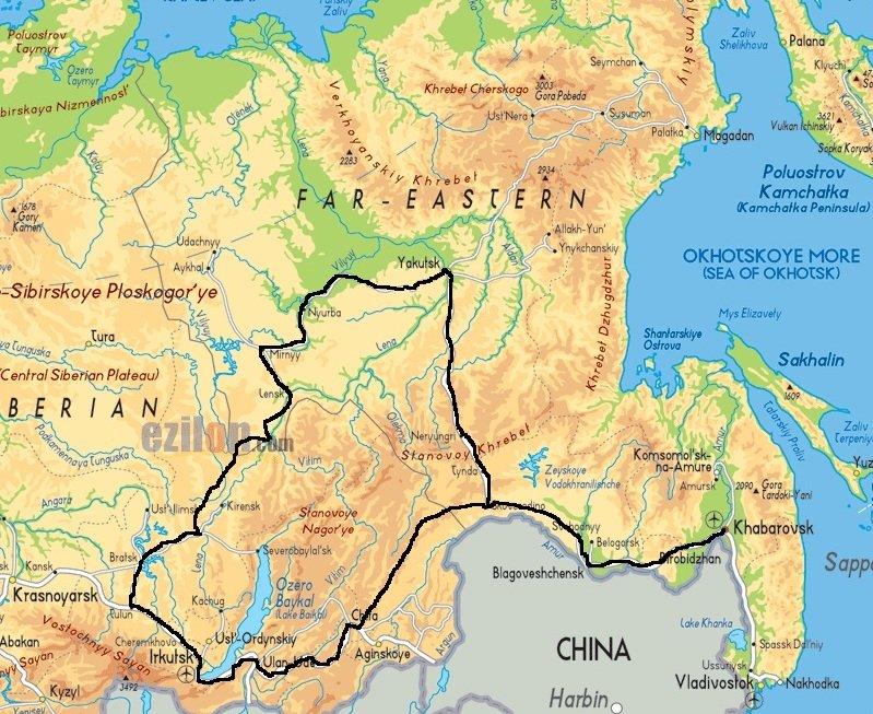После поездки по Монголии на