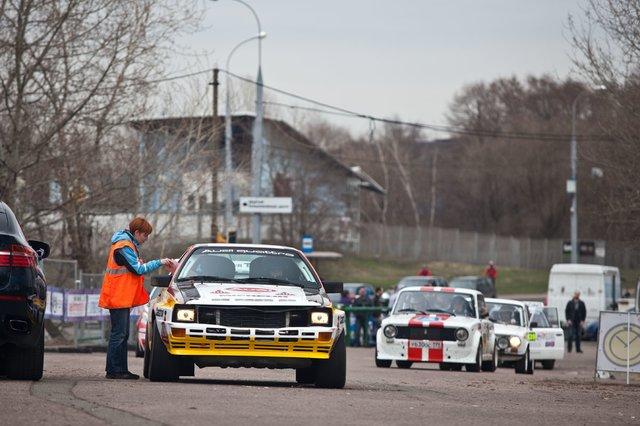 Репортаж с Rally Masters Show в Москве