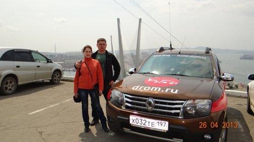 От приморских сопок до Уральских гор на Renault Duster