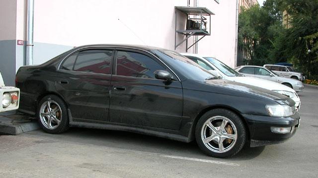 Toyota corona бочка фото