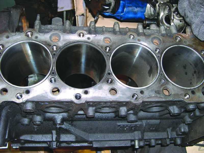Ремонт дизельных двигателя своими руками