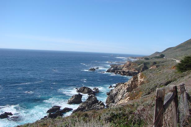 Калифорнийское побережье