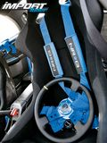 Subaru Impreza WRX 2004 – Спортивное сиденье-