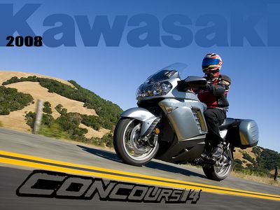 Kawasaki Concours 14.