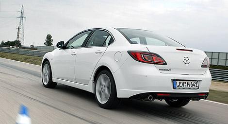 ����� Mazda6. ����� ������ �������