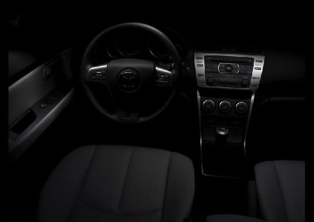 ����� Mazda6. ����� ������ �������.
