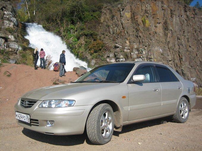 Mazda Capella 1800