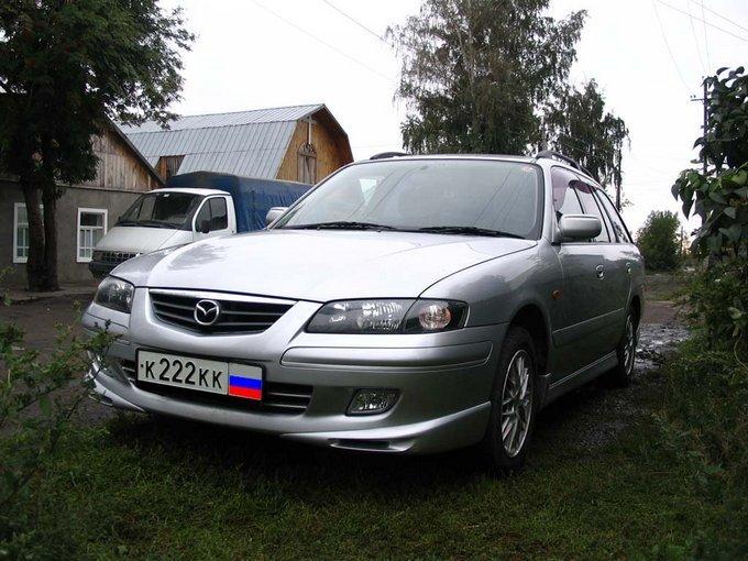 Mazda Capella Wagon Briza SV
