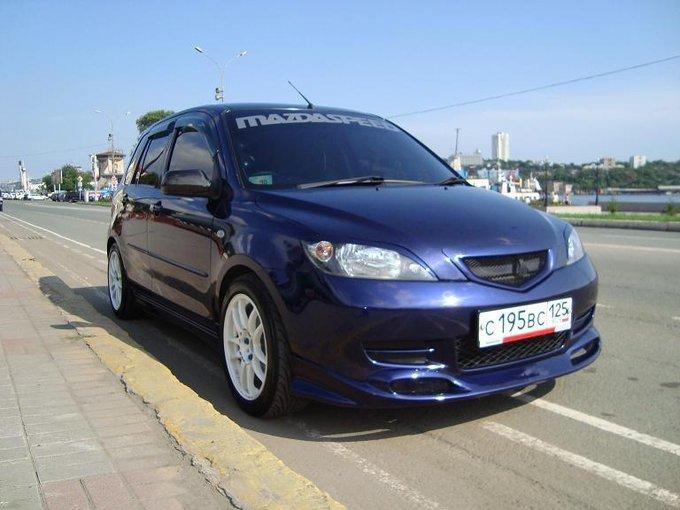 Mazda Demio 1500