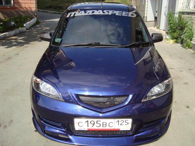Mazda Demio 1500 Aletta 1.5, 1.3