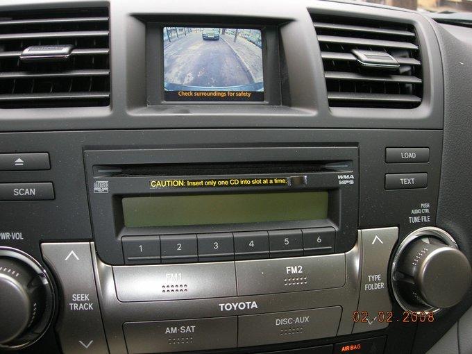 Toyota Highlander Club - drom.ru - Игорь / 3,5 4WD 2007