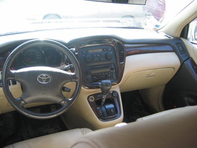 Toyota Highlander Club - drom.ru - Sinebot / 3,0 4WD 2001